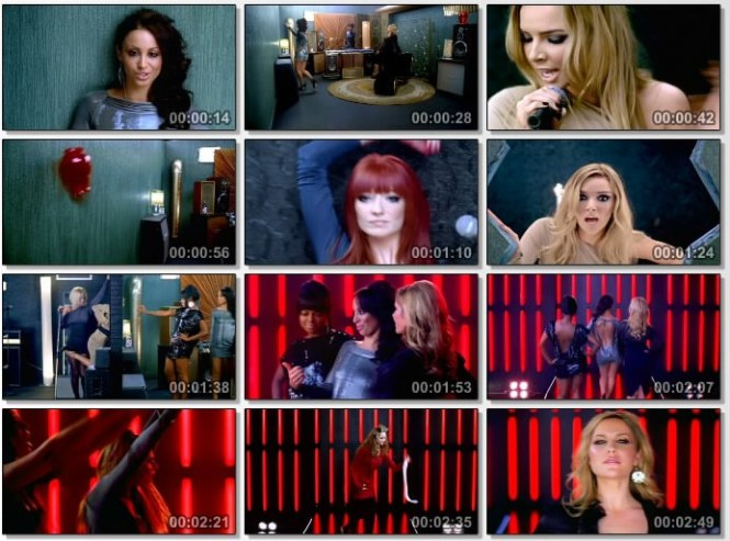 Sugababes & Girls Aloud - Walk This Way