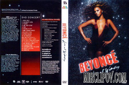 Beyonce - Live Perfomance (Wembley)