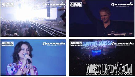 Armin Van Buuren Feat. Justine Suissa - Burned With Desire