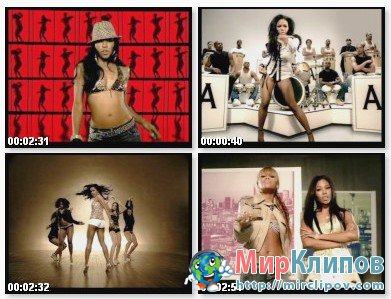 Amerie Feat. Eve - 1 Thing (Remix)
