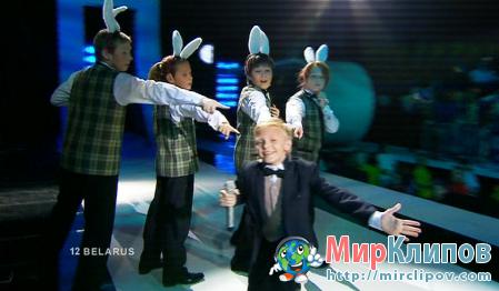 Юрий Демидович - Волшебный Кролик (Live, Детcкое Евровидение Финал, Киев, 2009)