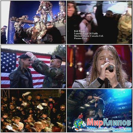 Kid Rock – Lonely Road Of Faith