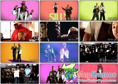 V.I.C. Feat. Soulja Boy - Get Silly