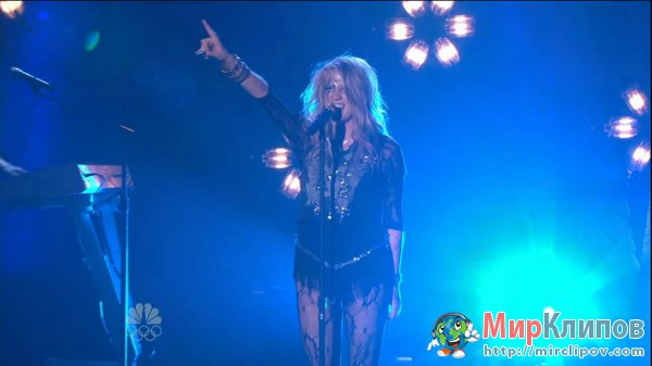 Kesha - Tik Tok (Live, Tonight Show With Conan O'Brien, 2010)