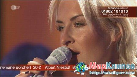 Sarah Connor - Hallelujah (Live)