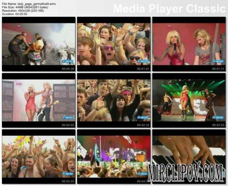 Lady Gaga - Money Honey (Live)