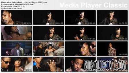 Letoya Feat. Ludacris - Regret
