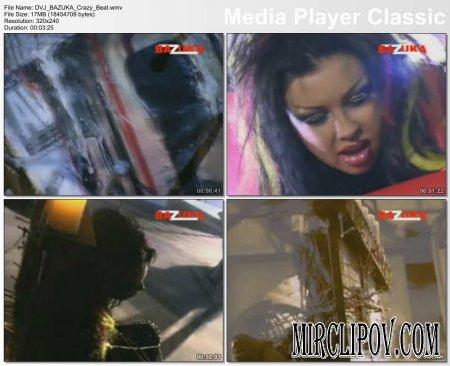 DVJ Bazuka - Crazy Beat