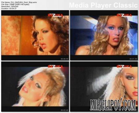 DVJ Bazuka - Don't Stop