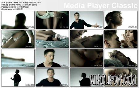 Jesse McCartney - Leavin'