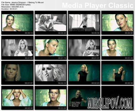 Jessica Simpson - I Belong To Me