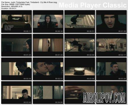 Justin Timberlake Feat. Timbaland - Cry Me A River
