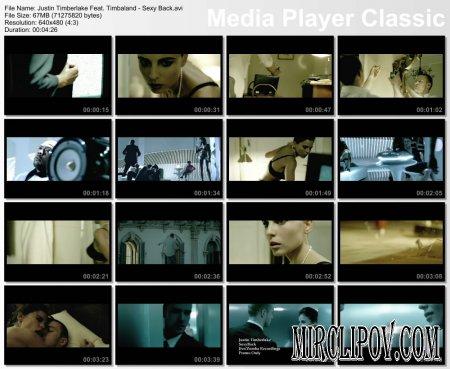 Justin Timberlake Feat. Timbaland - Sexy Back