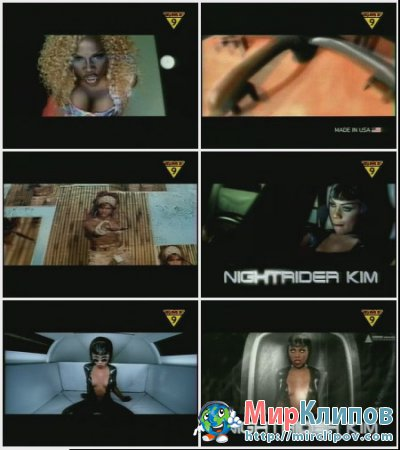Lil Kim Feat. Sisqo - How Many Licks (Uncensored Version)