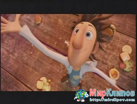 Miranda Cosgrove - Raining Sunshine (OST Cloudy With A Chance Of Meatballs)