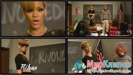 Rihanna Feat. Shy Ronnie - SNL