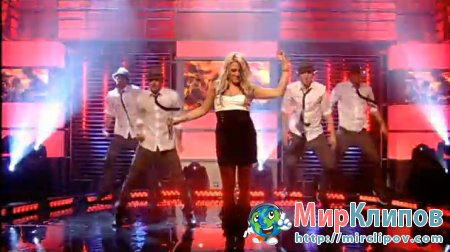 Cascada - Dangerous (Live, National Lottery EuroMillions Draw)