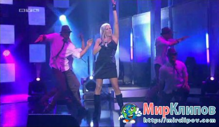 Cascada - Evacuate The Dancefloor (Live, Die Ultimative Chart Show)