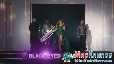 Black Eyed Peas - Meet Me Half Way (Live, Victoria's Secret Vashion Show)