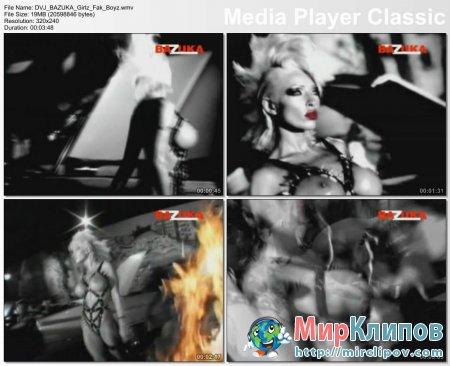 DVJ Bazuka - Girlz Fak Boyz (Uncensored)