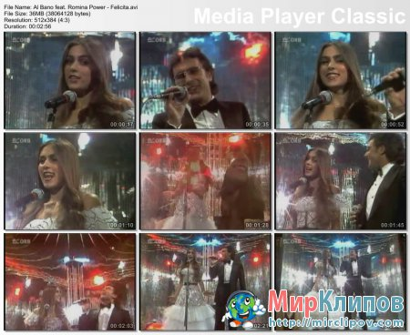 Al Bano Feat. Romina Power - Felicita