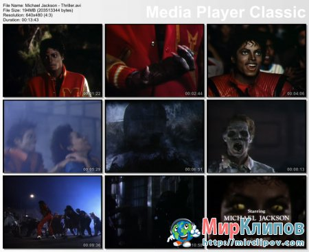 Michael Jackson – Thriller (Full Version)