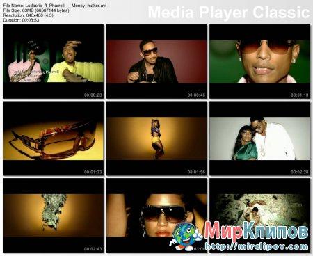 Ludacris Feat. Pharrell Williams - Money Maker