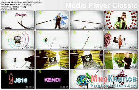 Kendi - Connected
