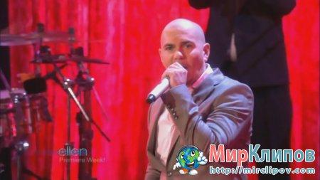 Pitbull - Medley (Live, The Ellen DeGeneres Show)