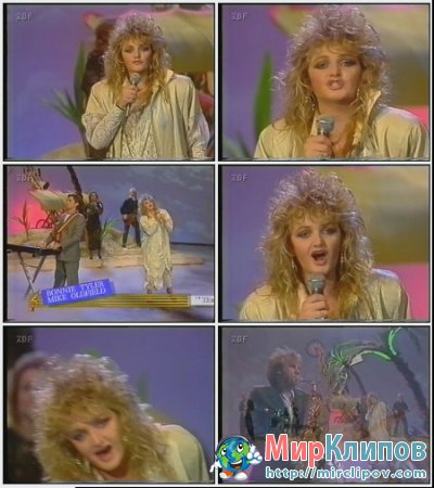 Bonnie Tyler Feat. Mike Oldfield - Islands (Live)