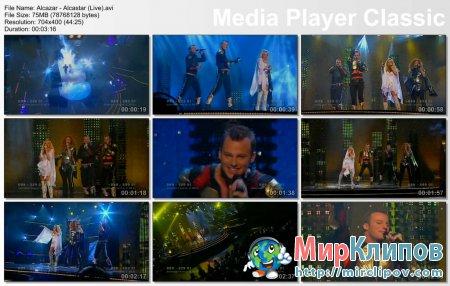 Alcazar - Alcastar (Live)