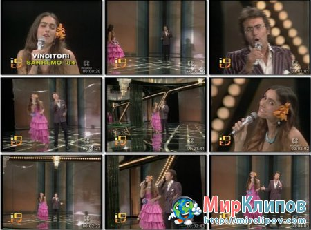 Al Bano & Romina Power- Ci Sara (Live, San Remo, 1984)