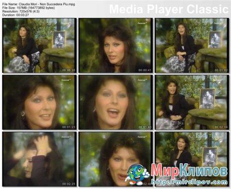 Claudia Mori - Non Succudera Piu