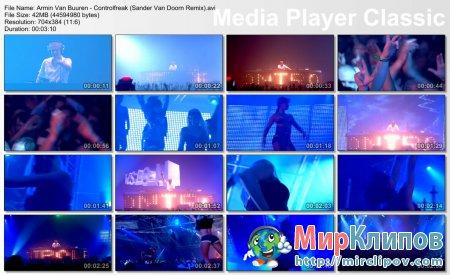 Armin Van Buuren - Controlfreak (Live, Armin Only, 2008 )
