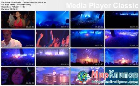 Armin Van Buuren Feat. Leon Bolier -  Ocean Drive Boulevard (Live, Armin Only, 2008 )