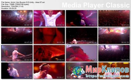 Armin Van Buuren Feat. D-Unity - Area 57 (Live, Armin Omly, 2008)