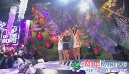 Sugababes - Santa Baby (Live, Top Of The Pops)