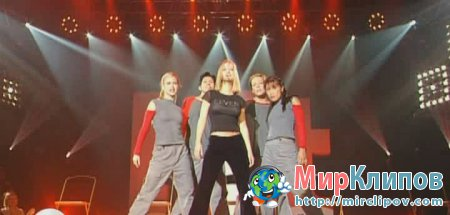 Britney Spears - Crazy (Live, Hit Machine, 1999)
