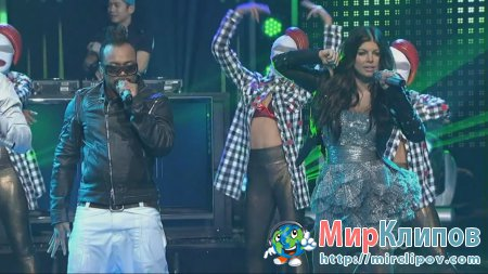 Black Eyed Peas - Imma Be (Live, Rockin Eve, 2010)
