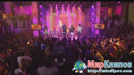 Black Eyed Peas - Rock That Body (Live, Rockin Eve, 2010)
