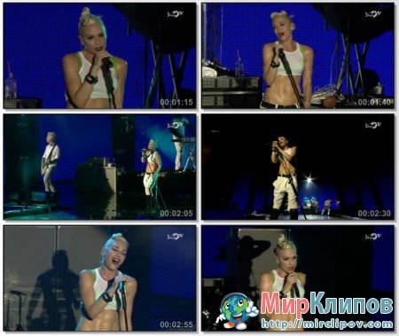 No Doubt - Don't Speak (Live, F1 Rocks, Singapore, 26.12.09)