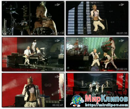 No Doubt - Hella Good (Live, F1 Rocks, Singapore, 26.12.09)