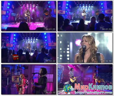Colbie Caillat - Fallin For You (Live, Dick Clarks New Years Rockin Eve, 2010)