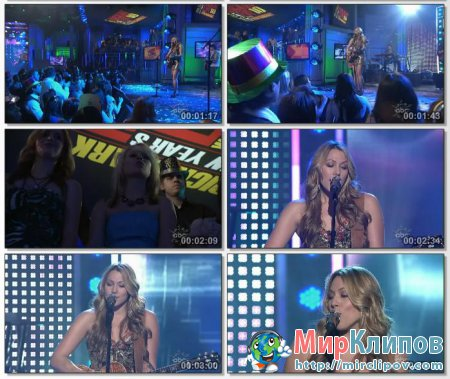 Colbie Caillat - Bubbly (Live, Dick Clarks New Years Rockin Eve, 2010)