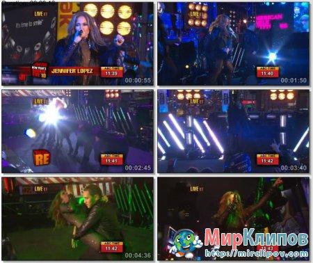 Jennifer Lopez - Medley (Live, Dick Clarks New Years Rockin Eve, 2010)