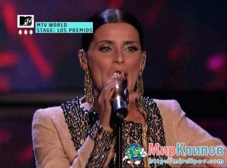 Nelly Furtado - Manos Al Aire (Live, Los Premios MTV, 2009)