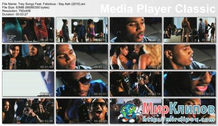 Trey Songz Feat. Fabolous - Say Ahh
