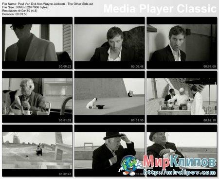 Paul Van Dyk Feat. Wayne Jackson - The Other Side