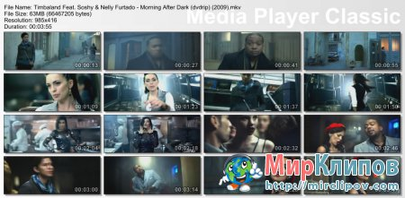 Timbaland Feat. Soshy & Nelly Furtado - Morning After Dark
