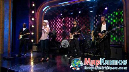 Duffy - Mercy (Live, Tonight Show With Conan O'Brien, 2008)